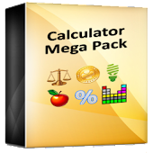 Calculator Mega Pack
