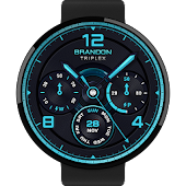 Triplex watchface by Brandon