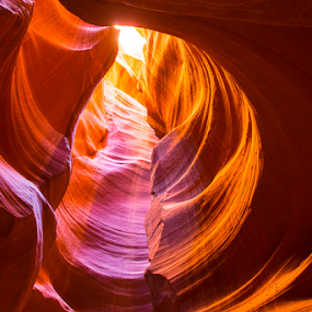 Lower Antelope Canyon by Photoxor AU - Landscapes Caves & Formations ( page, arizona, rock, lower antelope canyon,  )