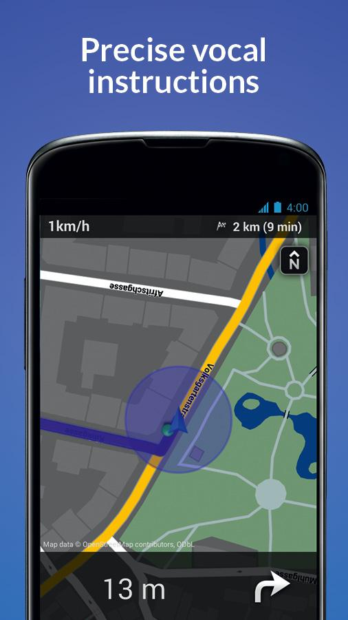 BikeCityGuide - Bike Navi GPS - screenshot