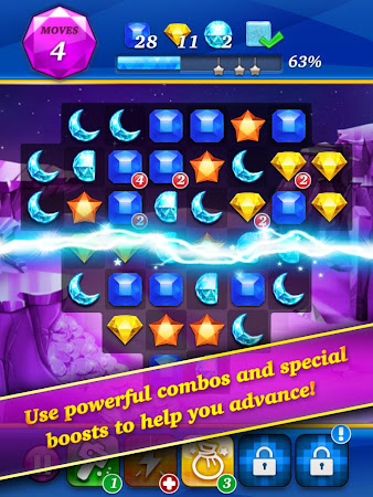 Gem Mania:Diamond Match Puzzle 1.2.3 screenshot 265909