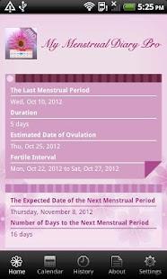 玩免費醫療APP|下載My Menstrual Diary Pro app不用錢|硬是要APP