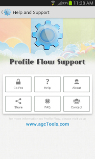 Profile Flow - screenshot thumbnail