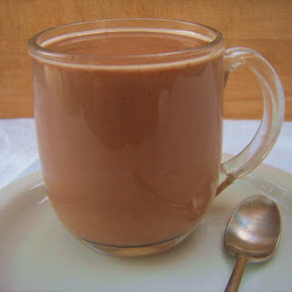 Ultimate Hot Chocolate.