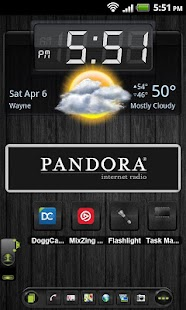 TSF Shell Theme Andy HD - screenshot thumbnail