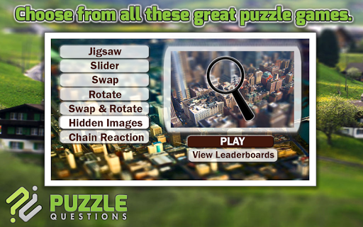 Toy World Puzzle Games