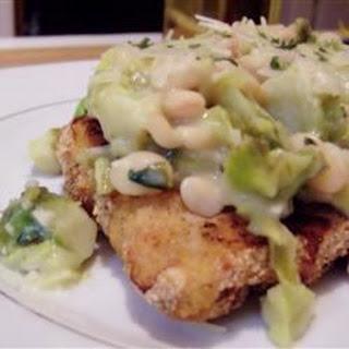 Breaded Chicken Limone.