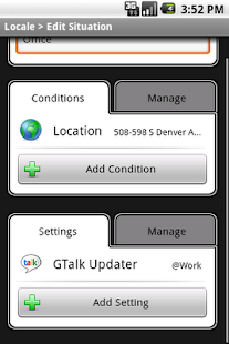 Locale GTalk Plug-in Free - screenshot thumbnail