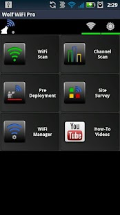 Wolf WiFi Pro - Network Tools- screenshot thumbnail