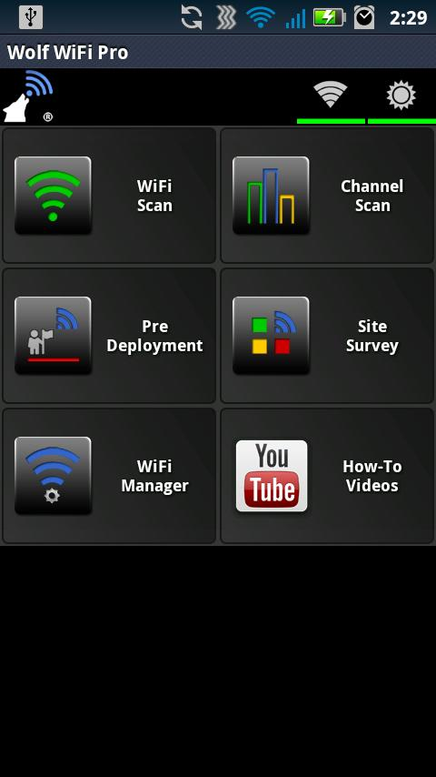 Wolf WiFi Pro - Network Tools- screenshot