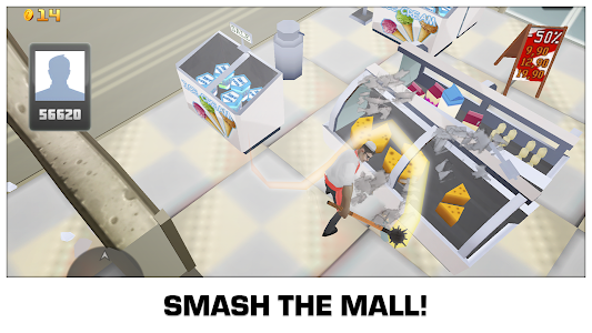 Smash the Mall - Stress Fix! v1.1.11 (Mod Money)