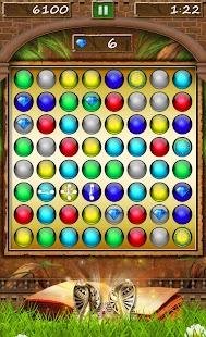 Magic Bubbles - 3 in a row - screenshot thumbnail
