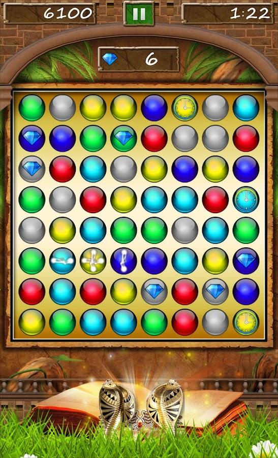 Magic Bubbles - 3 in a row - screenshot