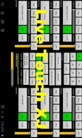 Screenshot of Live Touch XJ DJ console mp3