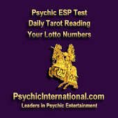 ESP Test, Tarot card & Lotto