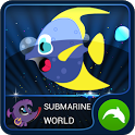 Submarine World[Dolphin Theme] icon