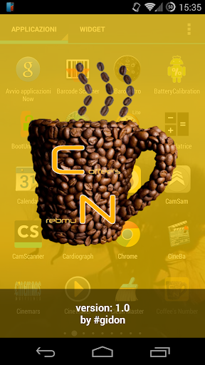 Coffee's Number