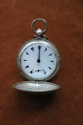 "Swiss Pocket Watch ""Orta"""