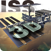 ISS 3D Space Live Wallpaper