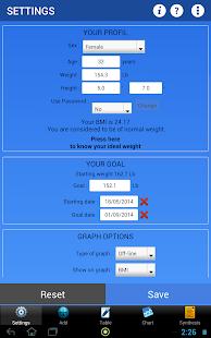 Weigh-In Deluxe - 體重管理