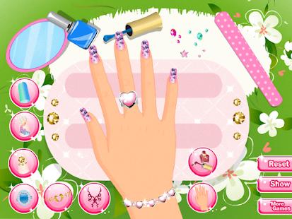美麗的指甲沙龍 休閒 App-愛順發玩APP