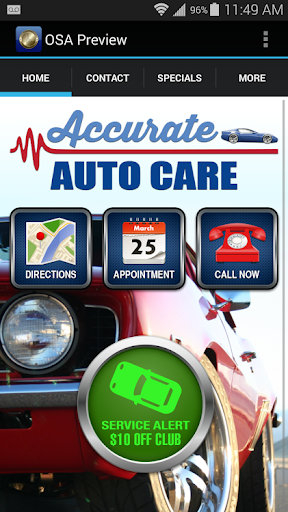 Accurate Auto Care