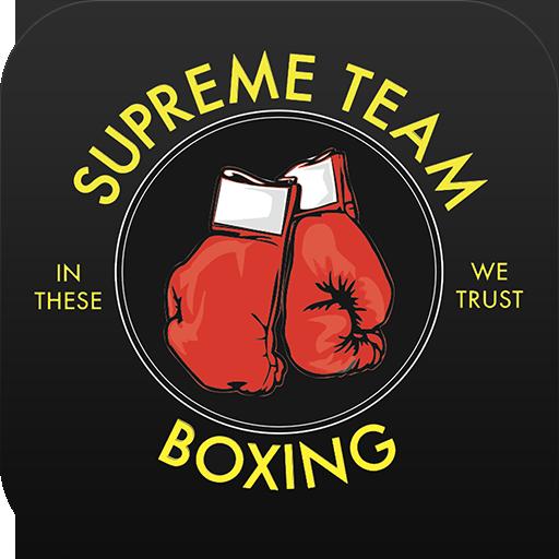 Supreme Team Boxing LOGO-APP點子