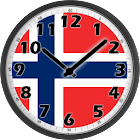 Norway Clock icon