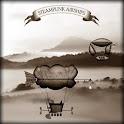 Steampunk Airships Wallpaper