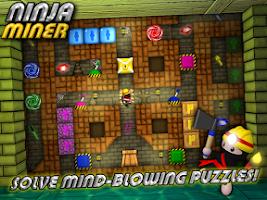 Screenshot of Ninja Miner