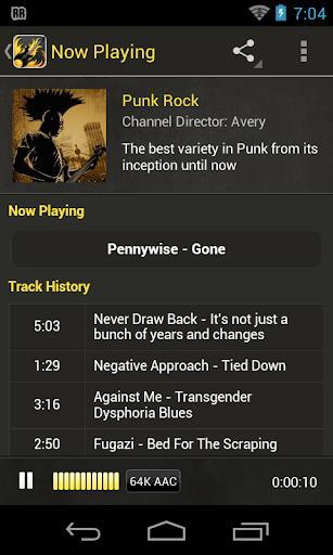 【免費音樂App】Rock Radio-APP點子