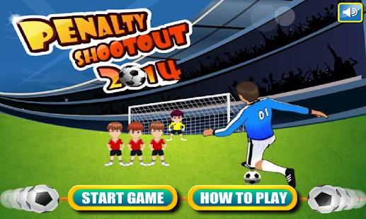 Football World Cup-Shootout