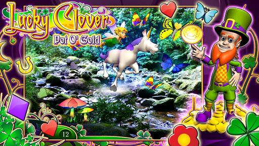 幸運のクローバー Lucky Clover
