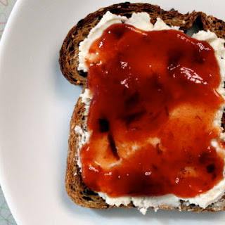 Roasted Plum and Lemon Verbena Jam