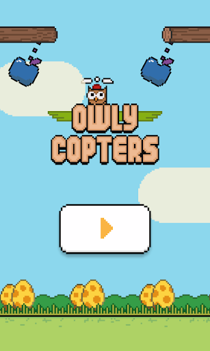 Owly Copters - Tiny Copter Owl