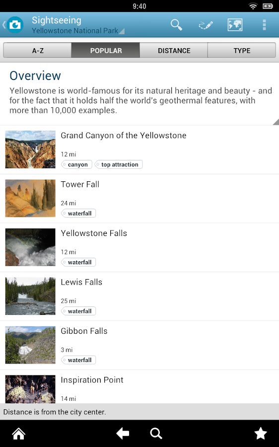Wyoming Guide by Triposo- screenshot