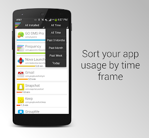 Frequency Pro Screenshot 2