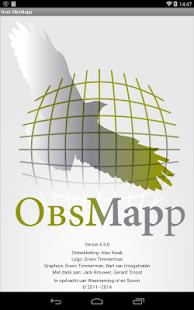 ObsMapp- screenshot thumbnail