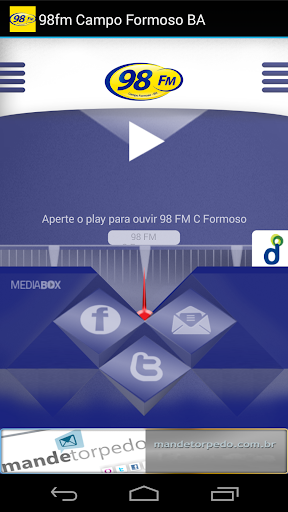 98 FM Campo Formoso