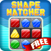 Shape Matcher Free Match 3
