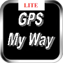 Gps My Way Lite logo