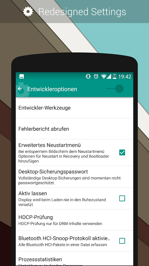 CM11/PA Theme - Android L Free- screenshot