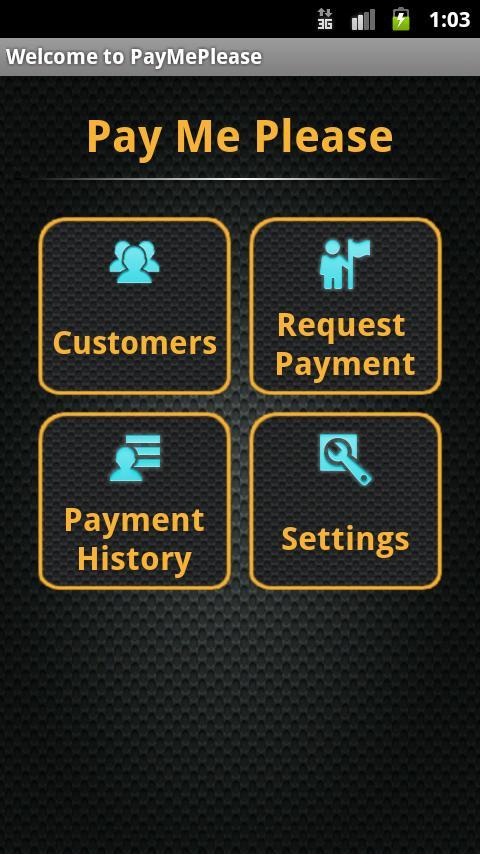Pay Me Please: FREE- screenshot