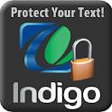 Indigo Secure SMS logo