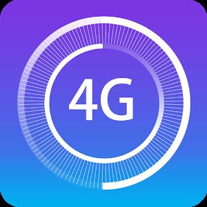 4G Speed Test App icon
