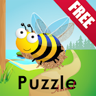 Animal Puzzle Game for Toddler icon