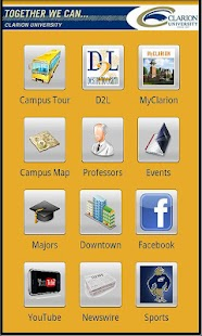 Clarion University Virt. Tour- screenshot thumbnail