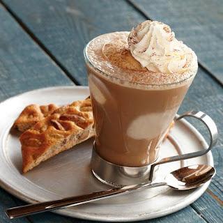 Almond Espresso Float.