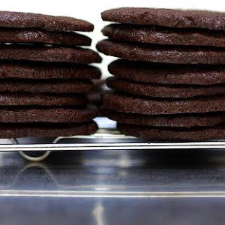 Chocolate Wafers.