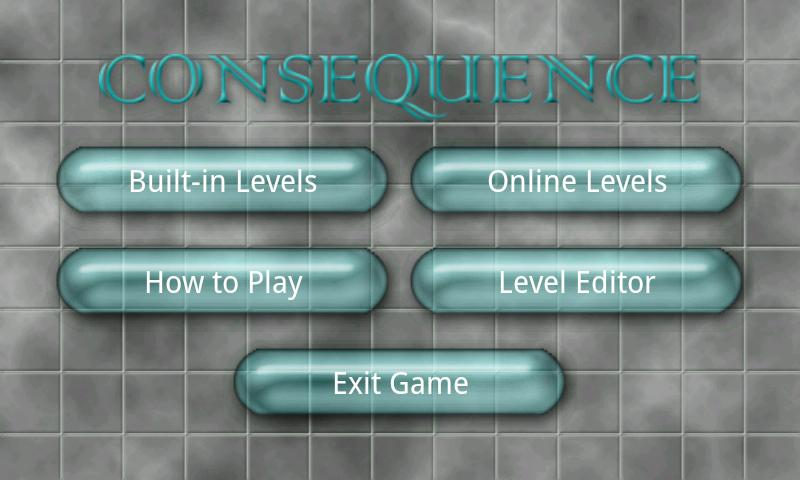 Consequence Lite - screenshot